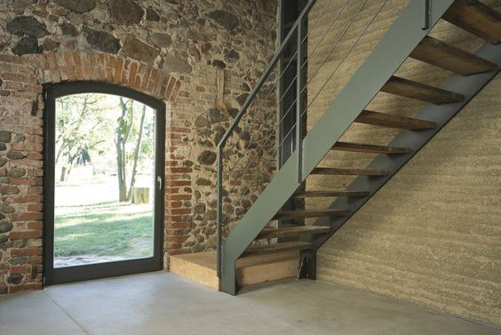 Stampflehmhaus in Ihlow - Ziegert | Roswag | Seiler Architekten Ingenieure
