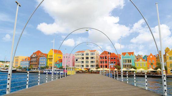 Curaçao - Colorée Curaçao!