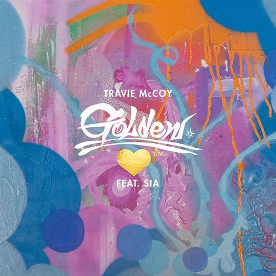 Travie McCoy, Sia – Golden acapella