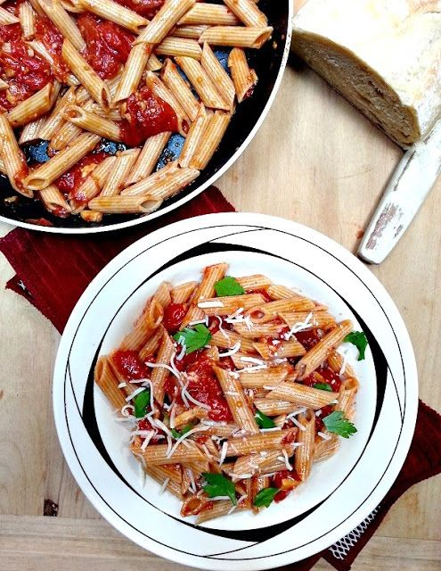 olive oil poached tomato sauce | vegetarian goodness | Pinterest ...