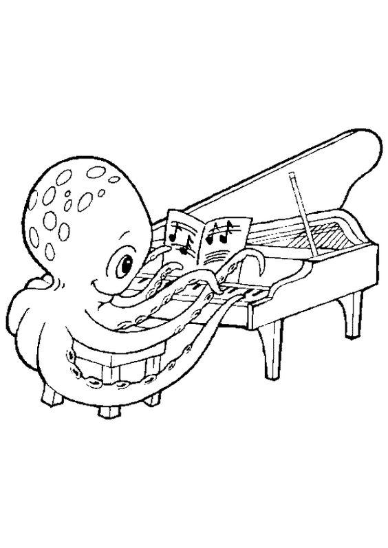 Musique Pieuvre, page 1 sur 50 sur HugoLescargot.com