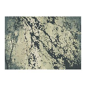 Tappeto Farashe terra marrone grigio 160 x 230 cm