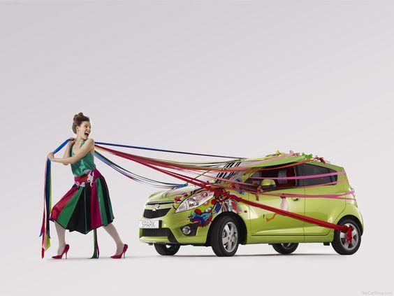 Chevy Spark summer 2012
