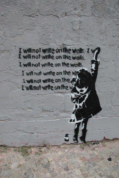 Street art: Berlin Stencil Art Challenge « Blog | Copia-Incolla.org