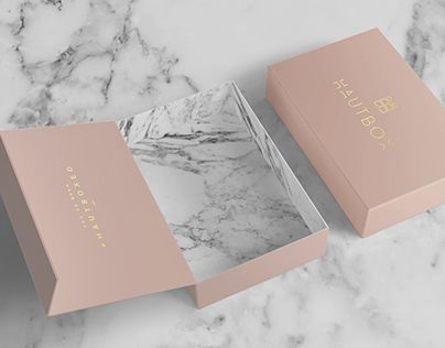 Hautbox is a luxury curated gift box that comes in 12 - How to make beautiful gift box ...
