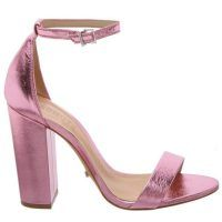Sandália Sweet Pink