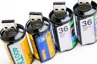 USB Film Roll - wanelo