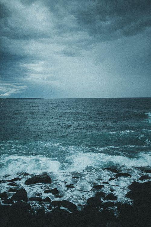 Ocean Tumblr Dark