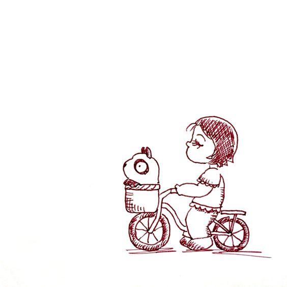 【一日一大熊猫】 2015.7.16 自転車保険の加入者数が増えているみたいだね。 色々事故がおきての結果なのだけど。 意識が変わりつつあることは確かだね。 #パンダ #自転車 http://osaru-panda.jimdo.com