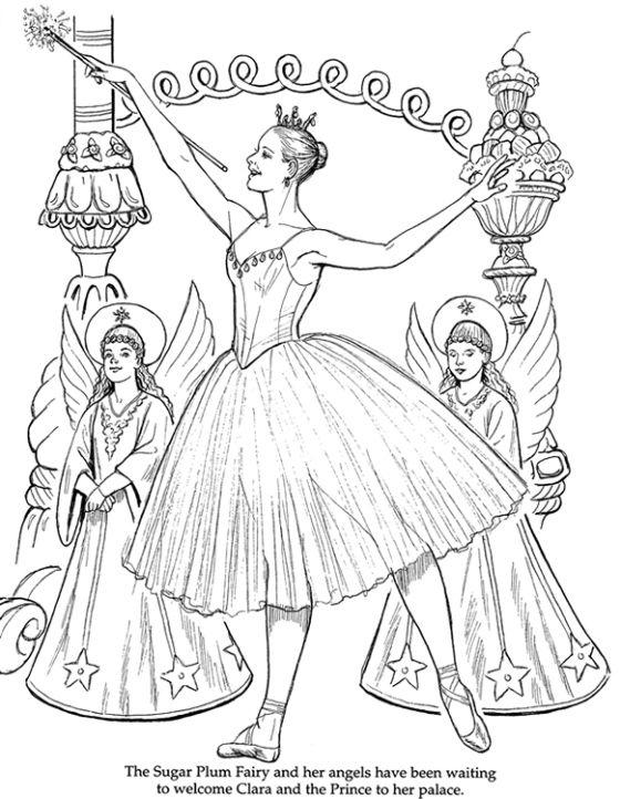 440222017 iColor quot Ballerinas quot