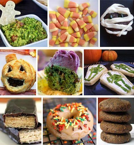 HUGE list of fall vegan treats.....meals....soups...desserts!! chocoaltes
