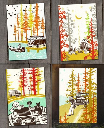 camp get aways: Stationers Camping, Camping Picts, Vans Camping, Camping Art, Boys Room, Camping Prints, Art Boys