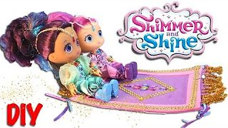 Treasure Chest Surprise Toys - YouTube Learn how to make your own magic carpet from Shimmer and Shine. #shimmerandshine #DIYmagiccarpet Shimmer and Shine crafts, Shimmer and Shine DIY, Shimmer and Shine Birthday Party favors, Shimmer and Shine birthday party crafts.