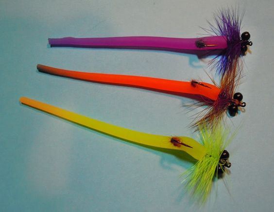 Worms and bass on pinterest for Rubber fishing worms
