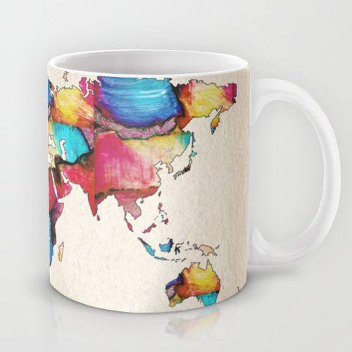 map mugs - Google Search