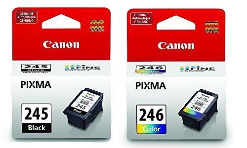 Canon Pg Black 245 Cl 246 Color Ink Cartridges Special For Mg2520