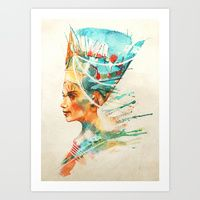 Art Prints by Alice X. Zhang | Page 2 of 8 | Society6