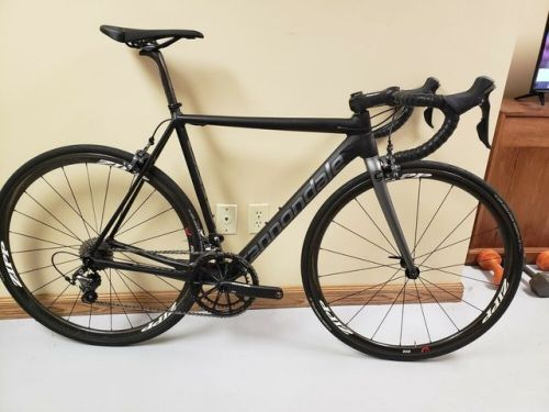 Buy Cannondale Caad 12 Ultegra 52cm W Carbon Upgrades