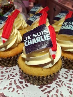 """""""We are Charlie""""!!  Thinking about the people of Paris..."""