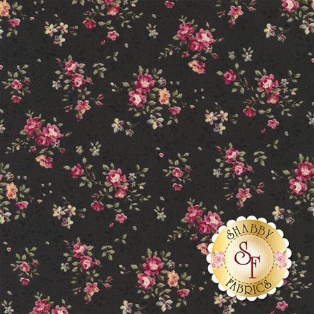 Ruru Bouquet Prima RU2260-17F by Quilt Gate Fabrics: Ruru Bouquet Prima is a collection by Quilt Gate Fabrics.Width: 43