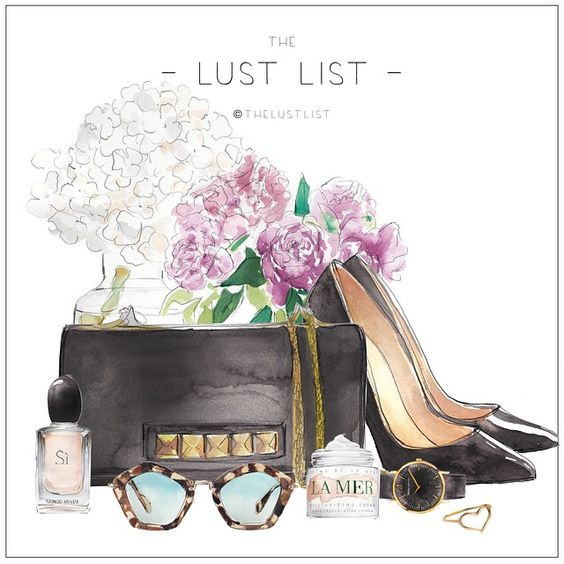 LUST LIST | Pretty Lady