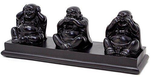 Trois Bouddhas De La Sagesse Hear No Evil Speak No Evil See No