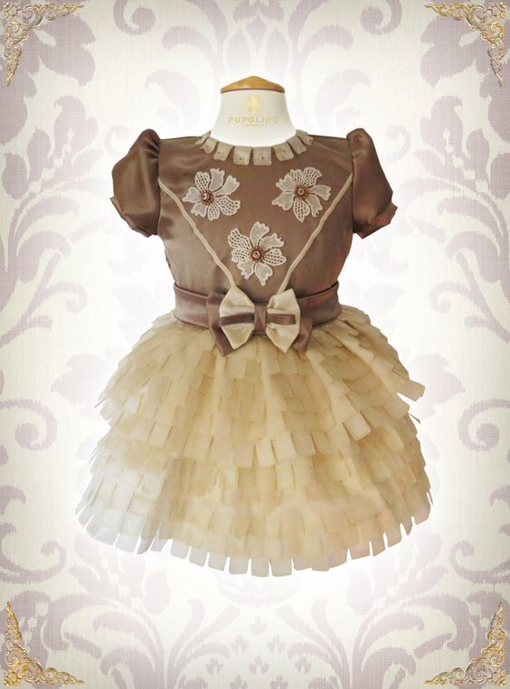 A personal favorite from my Etsy shop https://www.etsy.com/listing/256261146/sale-girls-couture-dress-girls-lace