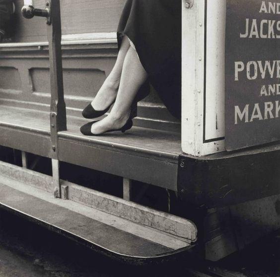 DOROTHEA LANGE - Cable Car - San Francisco - 1956 | 50s | Pinterest ...