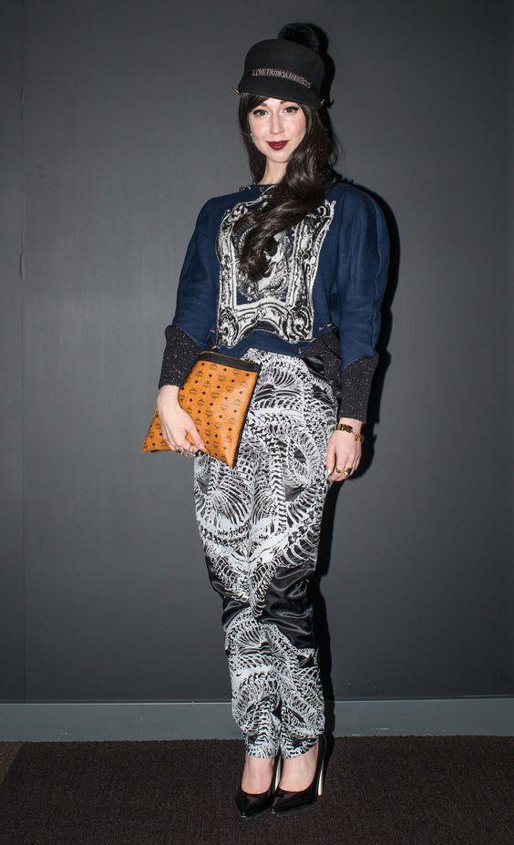 Galeria de Fotos Fora da caixa: o street style superoriginal da semana de moda de Tóquio // Foto 4 // Notícias // FFW