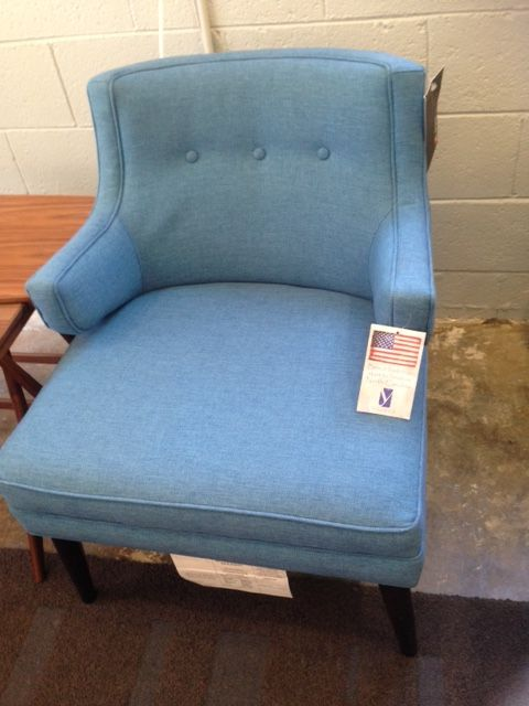 Simon Chair Fabric $799 Direct Furniture Outlet 1005 Howell Mill Rd.  Atlanta, GA 30318