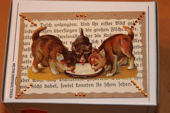 2012 - Für einen Katzen-ATC-Swap