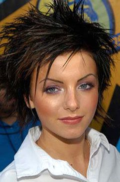Yulia Volkova (February 20, 1985) Russian singer, o.a. known from the duo t.A.T.U., also known from the Eurovision Song Conttest of 2003, representing Russia).