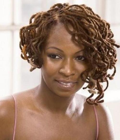 Wondrous Dreadlocks Dreadlock Hairstyles And Hairstyles On Pinterest Short Hairstyles For Black Women Fulllsitofus