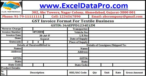 sample export invoice export invoice format invoicegenerator 1024 - email invoices