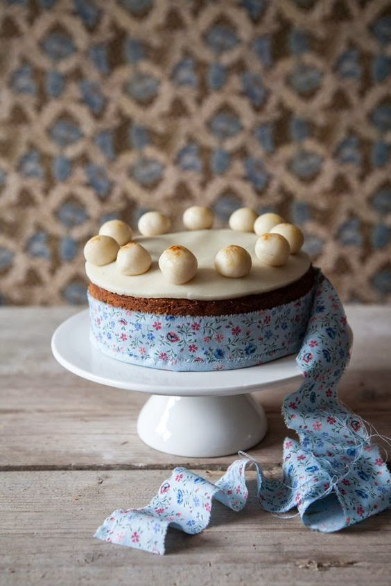 Of Simon, Nell and Simnel cakes  Miss Foodwise | Celebrating British food history