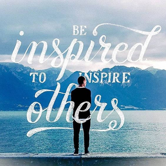 Be Inspired to Inspire Others Published by Zara