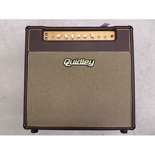 In Store Used Used Quidley  22 1x12 Ostrich M75 Scumback