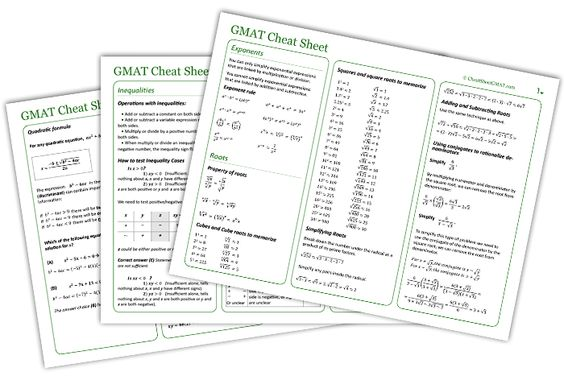 Beat The GMAT - Private GMAT Tutoring | Best Rates On All