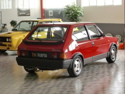 1984 #Fiat Ritmo 130 #Abarth for sale - € 10.000