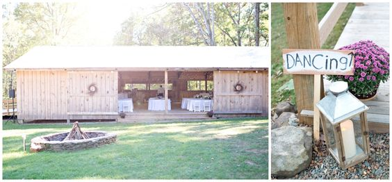 Rock Quarry Farm wedding