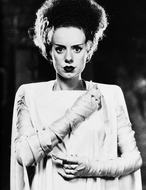 photo: However Bride Of Frankenstein
