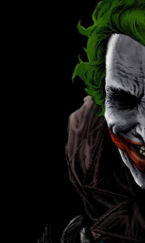 Joker iPhone Wallpaper Wallpapers Pinterest