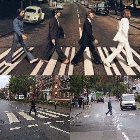 Who did it better? #Beatles #AbbeyRoad #London #England #travel