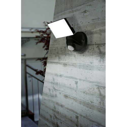Mandalay Led Outdoor Sconce With Pir Sensor Sol 72 Outdoor Fixture