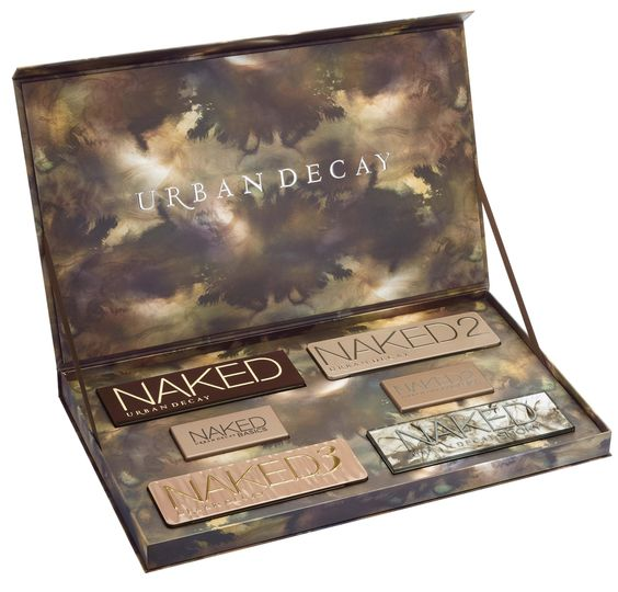The Urban Decay Naked Vault II Is Now Available — And It's Every Beauty Lover's Dream