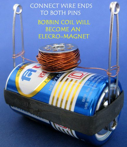 how to make your own electromagnet