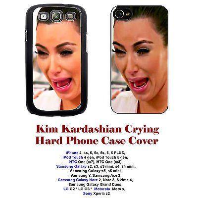 #Popular - Kim Kardashian Crying Apple iPhone 6S 6Plus Samsung 6 7 LG 5 HTC Cover Case  http://dlvr.it/MsQjhJ - http://Ebaypic.twitter.com/ARpXI0s1sX