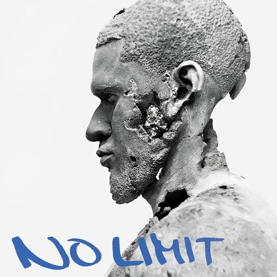 Usher, Young Thug – No Limit (single cover art)