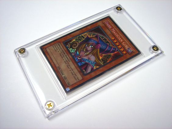 YuGiOh! Dark Magician Girl MFC-000(Secret Rare Foil)
