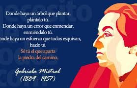 gabriela mistral frases - Google Search